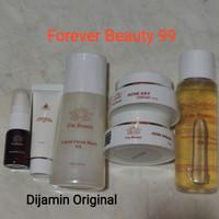 Paket AX-7 Acne Series I'm Beauty isi 6 - im beauty paket jerawat