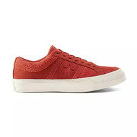 Converse One Star Academy Low Top Red White Suede Original Bnib