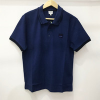 Baju kenzo tiger polo shirt ink black authentic asli original