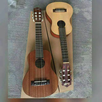 Gitar Klasik Mini Nilon / Gitarlele Cowboy GK6 Original