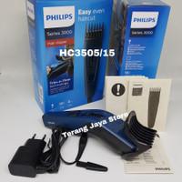 Alat Cukur Rambut Philips HC3505/15 Philips Hair Clipper HC3505
