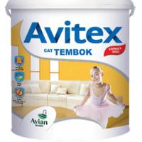 Cat Tembok Avitex Putih 25Kg