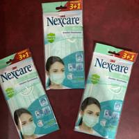 Masker Nexcare 3M 3+1