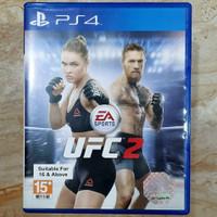game playstation - UFC 2