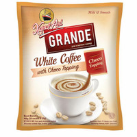 kapal api white coffee 10 gram