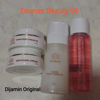Paket I'm Beauty whitening SS Series kulit sensitif - im beauty