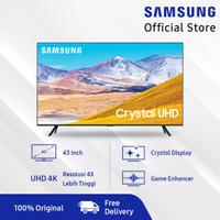 SAMSUNG UHD 4K Smart TV 43 Inch UA43TU8000 Crystal UHD 4K 43TU8000