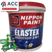 Elastex Cat Waterproof Tembok Eksterior Warna 1 Kg (SEMUA WARNA READY)