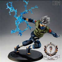 Action figure Kakashi / Action Figure Naruto Sasuke bukan One Piece