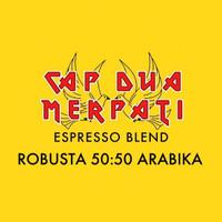 Espresso 50/50 1 kg biji kopi (bahan es kopi susu) -Grosir-