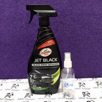 Turtle Wax JET BLACK Black Spray Detailer T 319 (kemasan REPACK 95 mL)