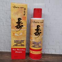 Shampoo Metal Fortis Merah 200ml
