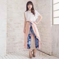Baju blouse fashion lengan buntung / sleeveless blouse