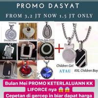KK Liforce buy 1 get 1 boy or girl