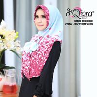 Jilbab Syria Hoodie Butterfly Ori DeQiara 001