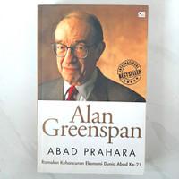 Buku ABAD PRAHARA by Alan Greenspan