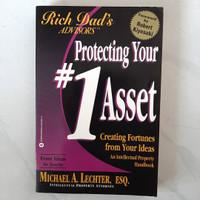 Buku Protecting Your #1 Asset by Michael A. Lechter, ESQ