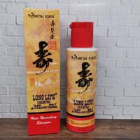 Shampoo Metal Fortis Merah 100ml