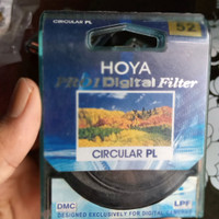 Filter Kamera DSLR HOYA Circular PL 52mm