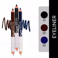 Silky Girl Big Eye 2 in 1 Eyeliner Pencil