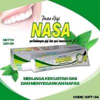 PGN Nasa cocok untuk gigi