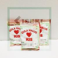 Gula Halus Merek KIS 250gr