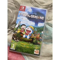 story of seasons doraemon switch (SECOND)