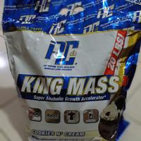 King Mass 20lbs kingmass 20 lb RC Ronnie Coleman gainer not truemass