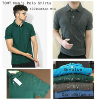 TOMT Men's Polo Shirts