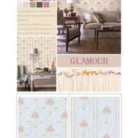 wallpaper dinding vinyl premium bertekstur Glamour 3