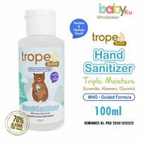 Hand sanitizer anak Tropee bebe food grade