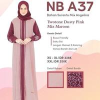 Sale Baju Gamis Syar'i ORI Nibras Size XXL