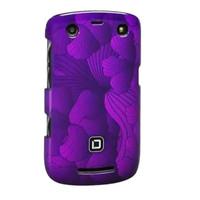 Dicota Hard Cover for Blackbery Curve Apollo 9350 9360 9370 - Purple