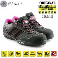 Sepatu wanita Safety Jogger Ceres S3 ORIGINAL Terlaris