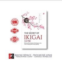 Buku terlaris THE SECRET OF IKIGAI Rahasia Menemukan Kebahagiaan dan