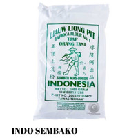 Sagu Tani Liauw liong pit 1 kg / Sagu Tani Tepung Tapioka Liong pit