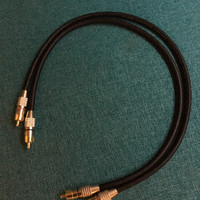 Kabel RCA to RCA Interconnect L2T-2S 50cm