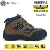 Sepatu Safety Jogger X2000 S3 Original Terlaris