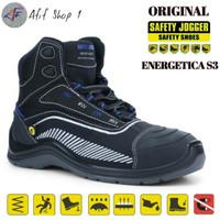 Sepatu Safety Jogger Energetica S3 ORIGINAL - Joger Energetica S3
