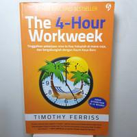 The 4-Hour Workweek 4 hour Timothy Ferriss buku bisnis selfdevelopment