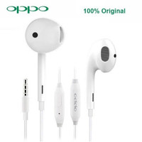 Headset OPPO ORIGINAL F9 CABUTAN Handsfree OPPO ORIGINAL CABUTAN