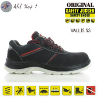 Sepatu Safety Jogger Vallis S3 / Safety Joger valis s3 / Falis S3