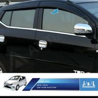 Toyota Agya Talang Aor JSL / Side Visor Injection / Aksesoris Agya