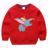 BAJU SWEATER ANAK Dumbo 1 - 8 Tahun Baju Kaos Sweater/Jaket Anak