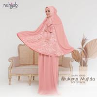 Mukena dewasa Mufida Ori Nuhijab - mukena brokat terbaru limited