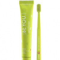 Curaprox [Be You.] Explorer + Ultrasoft Toothbrush Pasta Sikat Odol