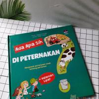 Buku Cerita Anak Ada Apa Sih di Peternakan - Plus Halaman Lipat