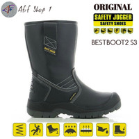 Sepatu Safety Jogger BESTBOOT2 S3 / Sepatu Safety Boots Pria