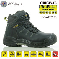 Sepatu Safety Jogger Power2 S3 / Safety Shoes