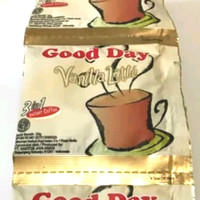 good day vanilla latte sachet isi 10 @20 gr